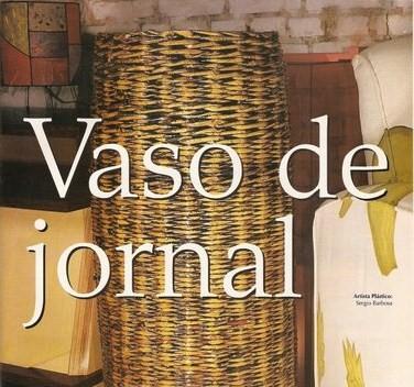 Vaso de Jornal Main image