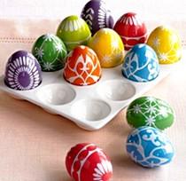 Saiba Como Fazer Ovos Coloridos E Mini Ovos Para Decoração